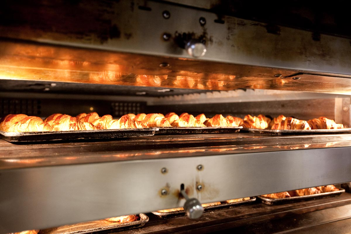 Croissant Baking at Tartine Bakery | Photo Credit: Breville USA [Flickr]