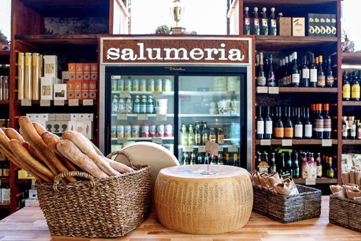 Photograph courtesy of Salumeria
