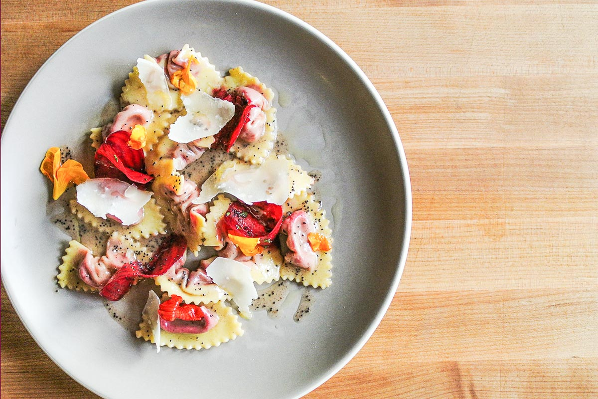 Pasta at Flour + Water | Photograph courtesy of Flour + Water