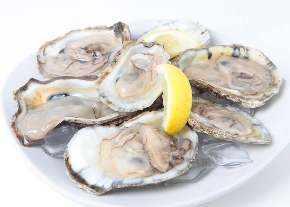 Oysters at Southport Raw Bar | Photograph courtesy of Southport