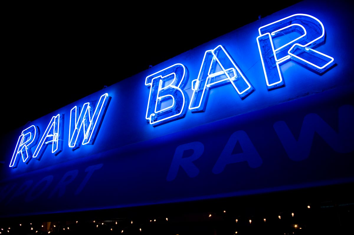 Southport Raw Bar | Photograph courtesy of Dean Max