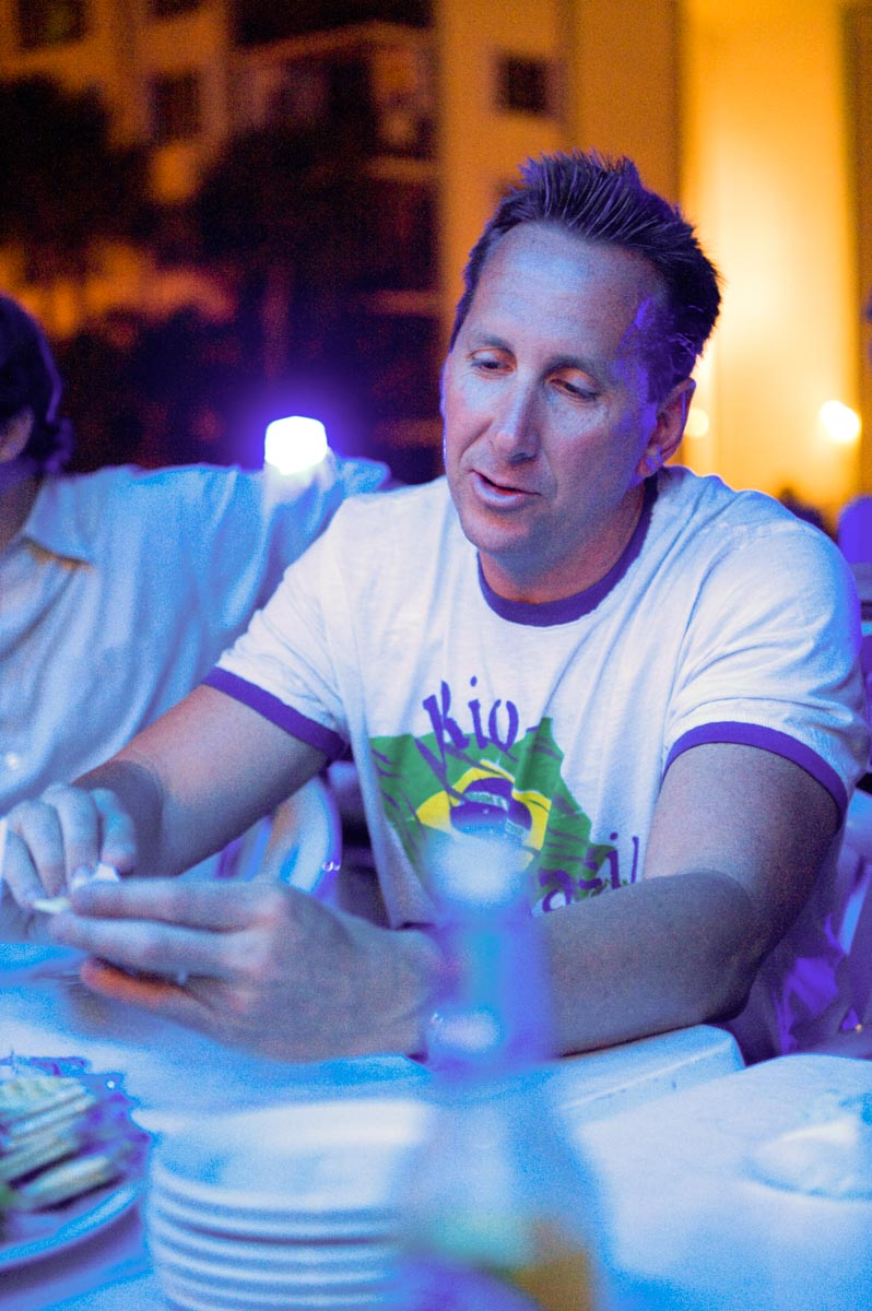 Chef Dean Max at Southport Raw Bar| Photograph courtesy of Dean Max