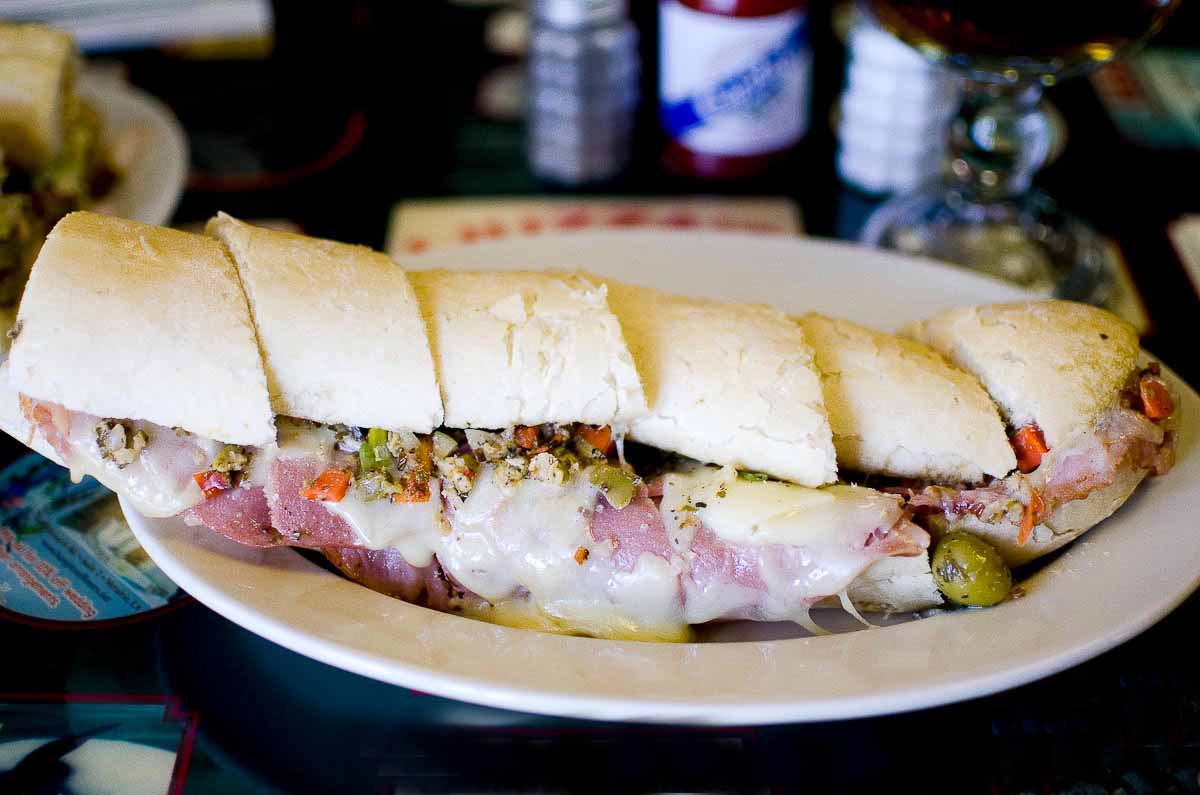The Frenchuletta at Liuzza's |Photo Credit: Find. Eat. Drink.