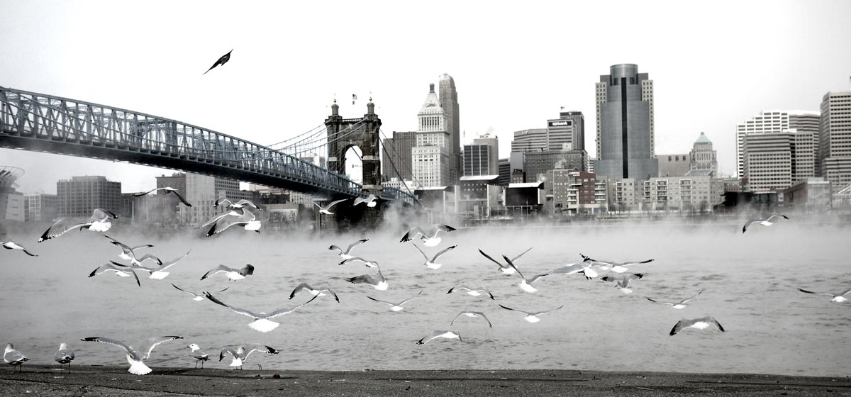 Cincinnati | Photo Credit: 5chw4r7z [flickr]