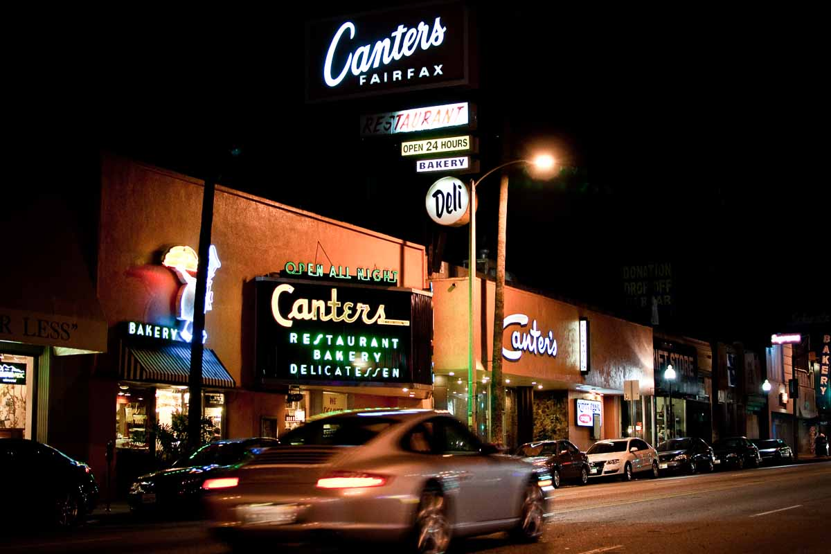 Canter's Deli | Photo Credit: Find. Eat. Drink.