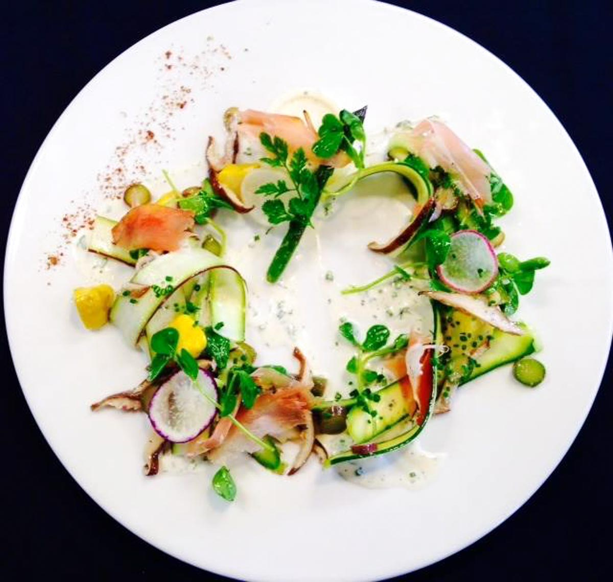 Photograph courtesy of St. John's Restaurant