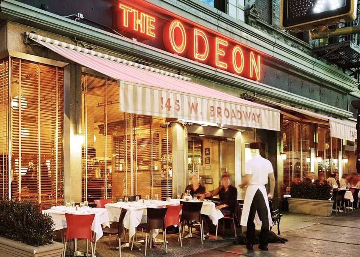 Photograph courtesy of The Odeon