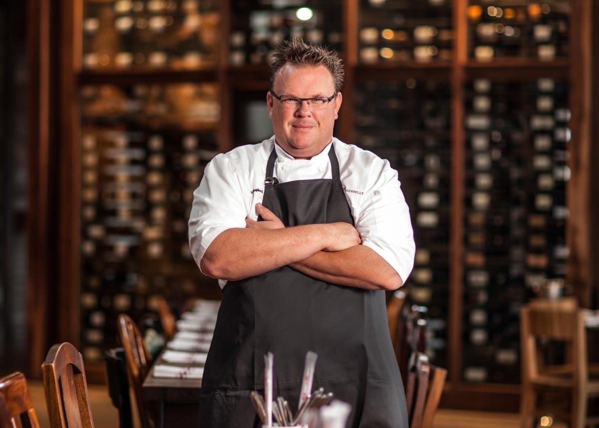 Chef Chris Shepherd |   Photo Credit:Julie Soefer Photography