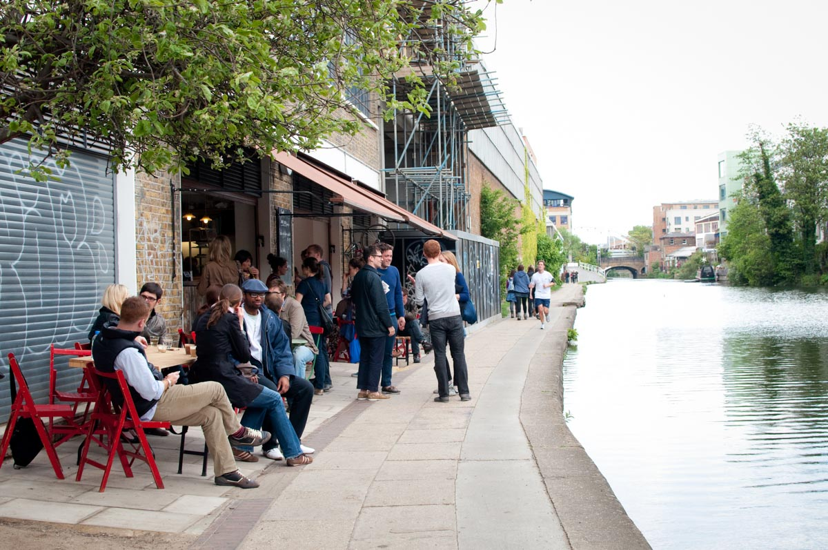 Towpath Cafe | Photo Credit: Find. Eat. Drink.