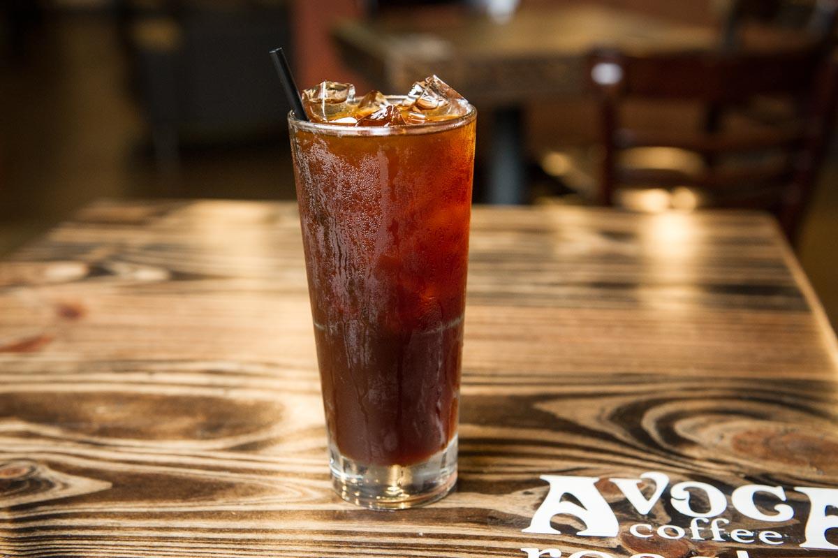 Photograph courtesy of Avoca Coffee