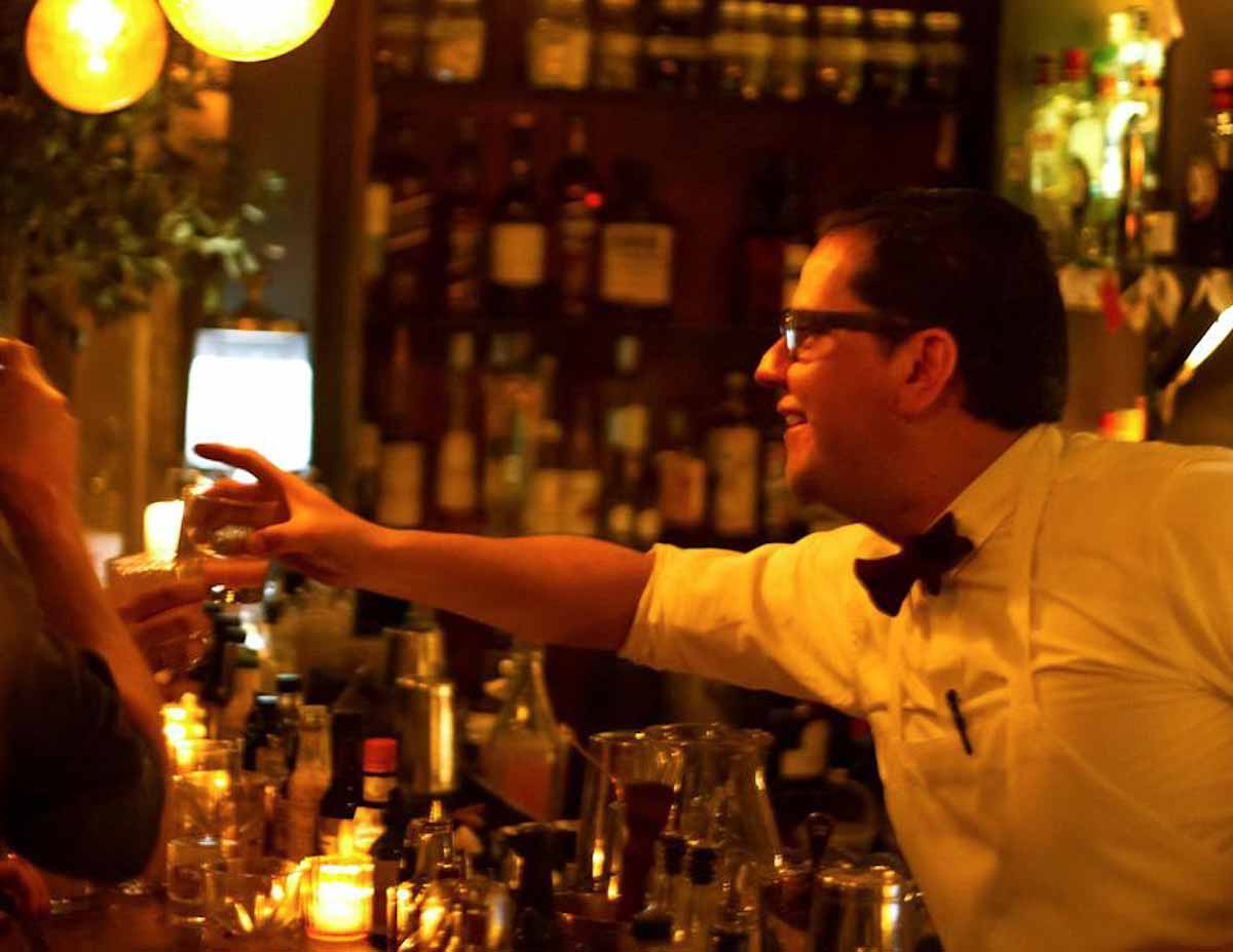 "Ignacio ""Nacho "" Jimenez at The Daily"