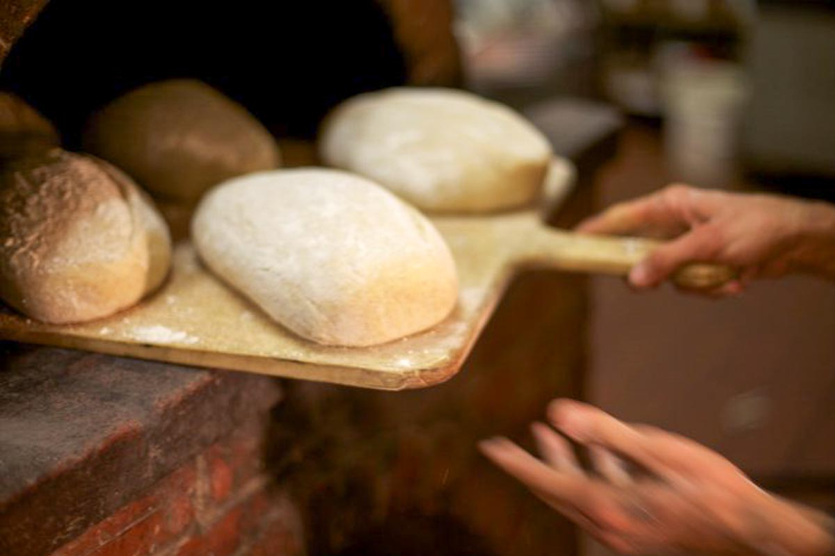 Photograph courtesy of Sub Rosa Bakery