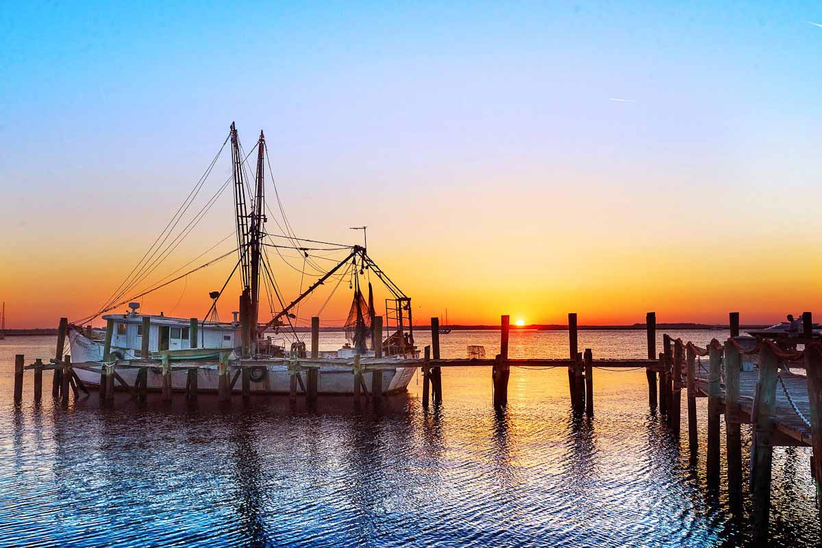 Photograph courtesy of Amelia Island Tourism