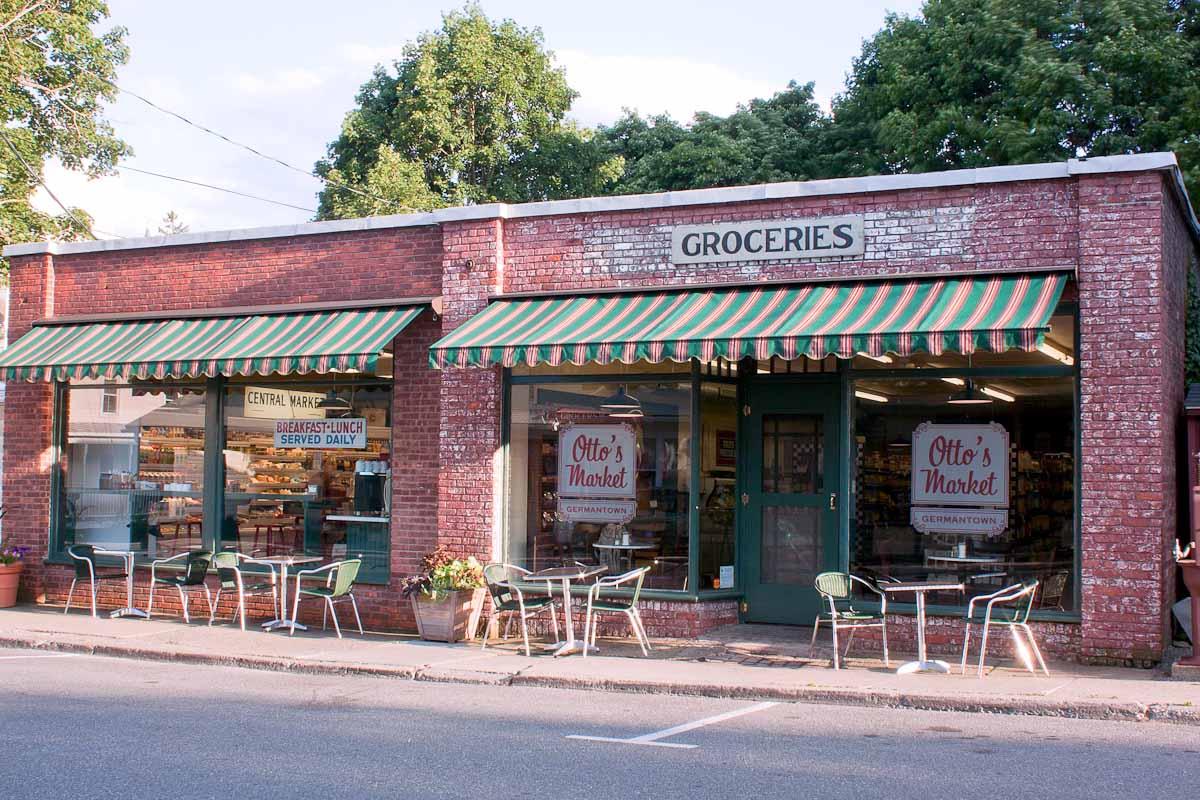 Photograph courtesy of Otto's Market