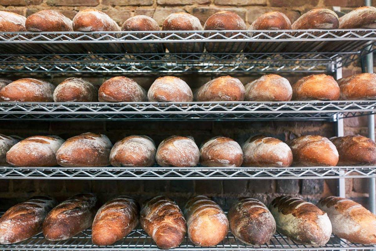 Bread from Billy's Bread Bakery