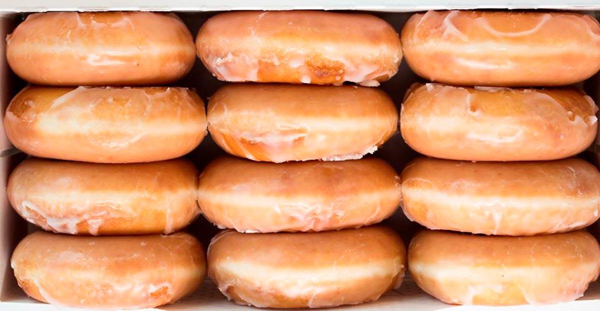 Photograph courtesy of Krispy Kreme