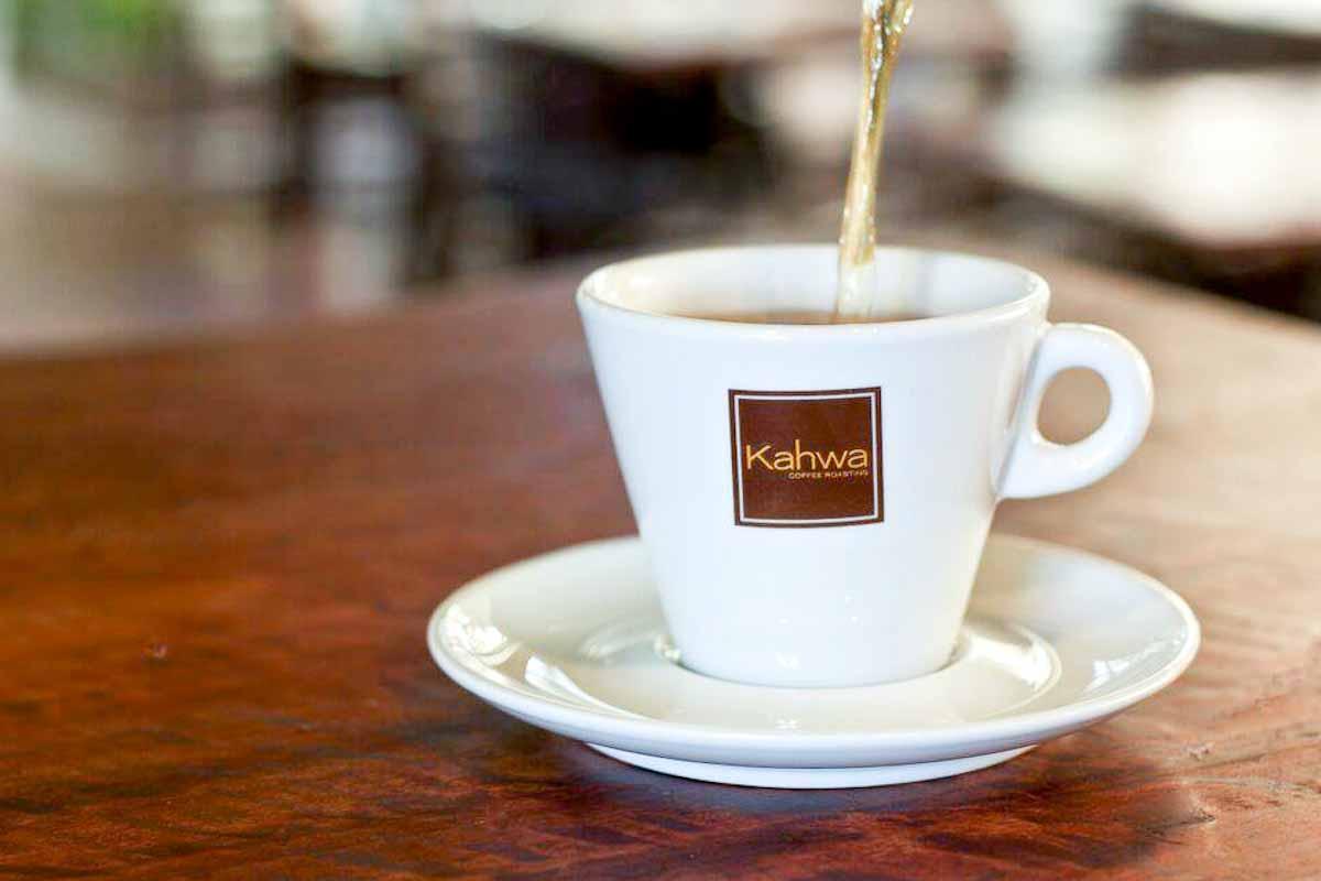 Photograph courtesy of Kahwa Espresso Bar