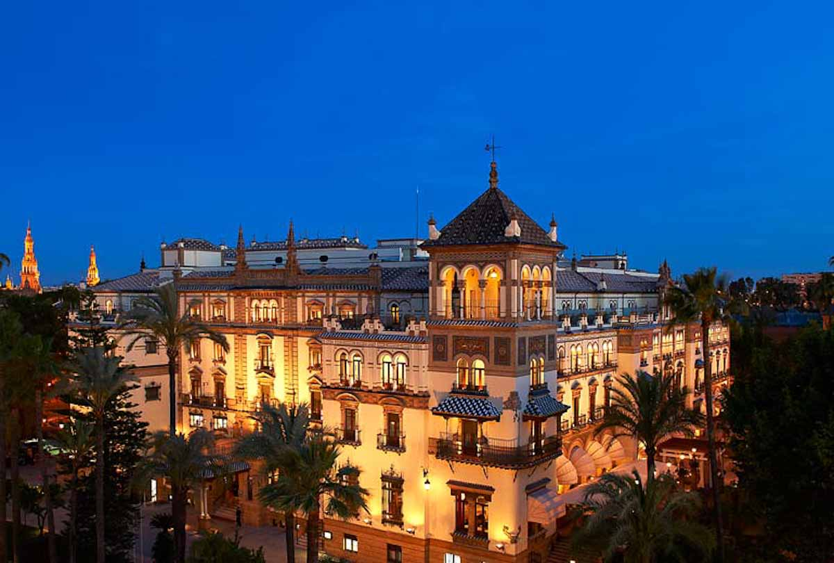 Photograph courtesy of the Alfonso XIII Hotel
