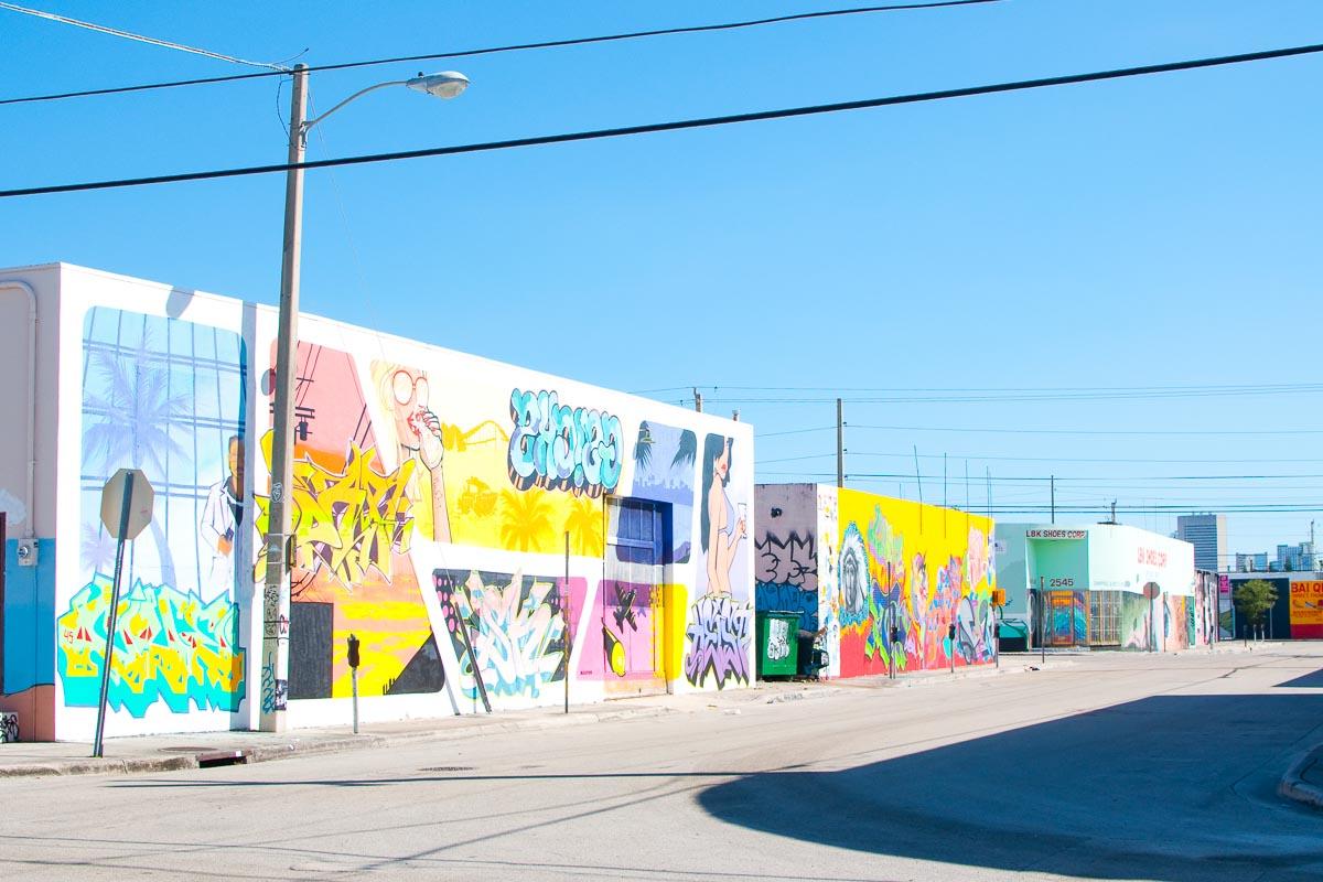 Miami's Wynwood Neighborhood | Photo Credit: Find. Eat. Drink.