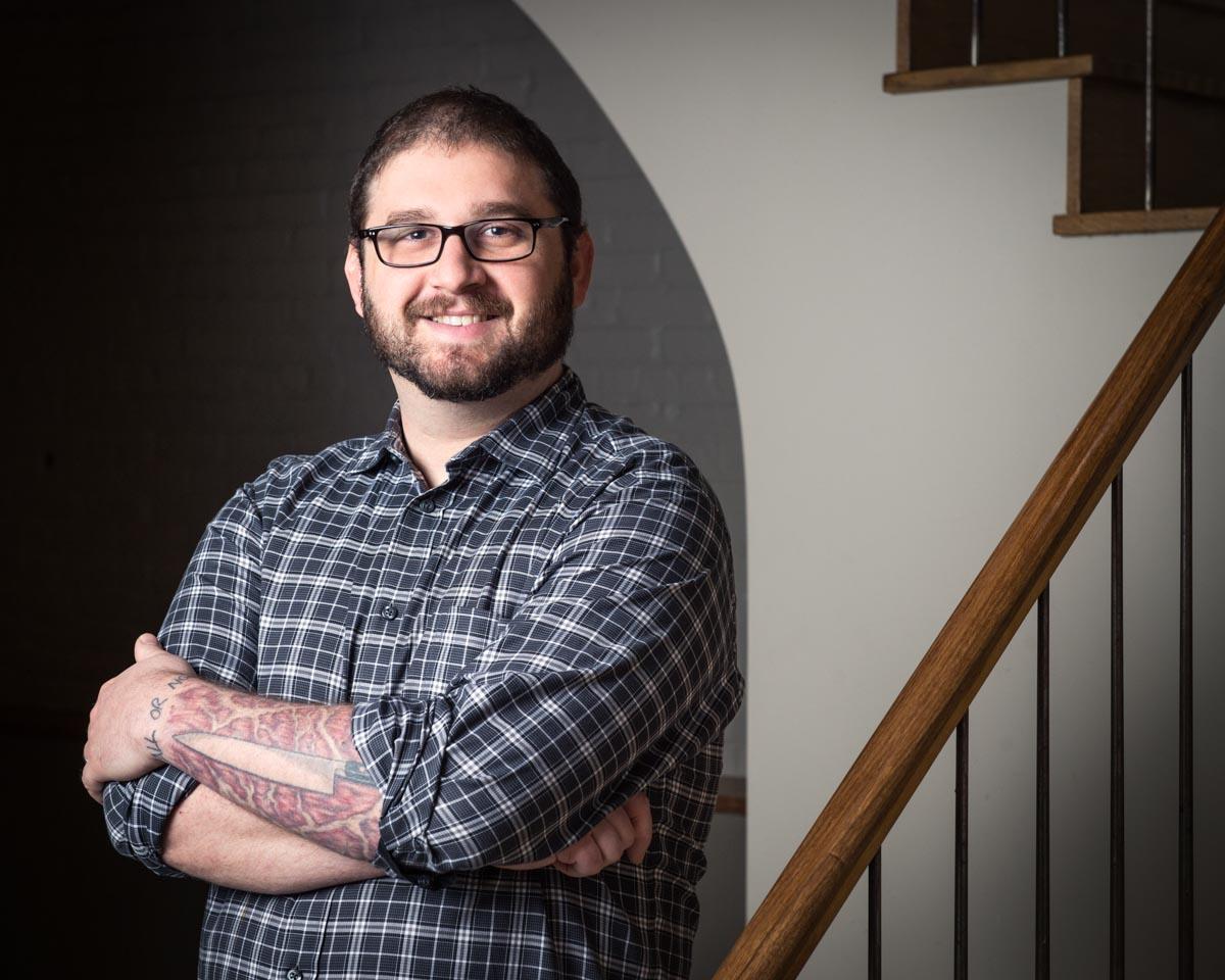 Chef Jesse Schenker | Photo Credit: Evan Sung