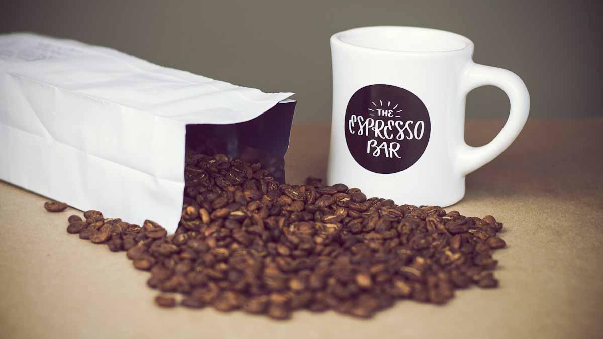 Photograph courtesy of The Espresso Bar