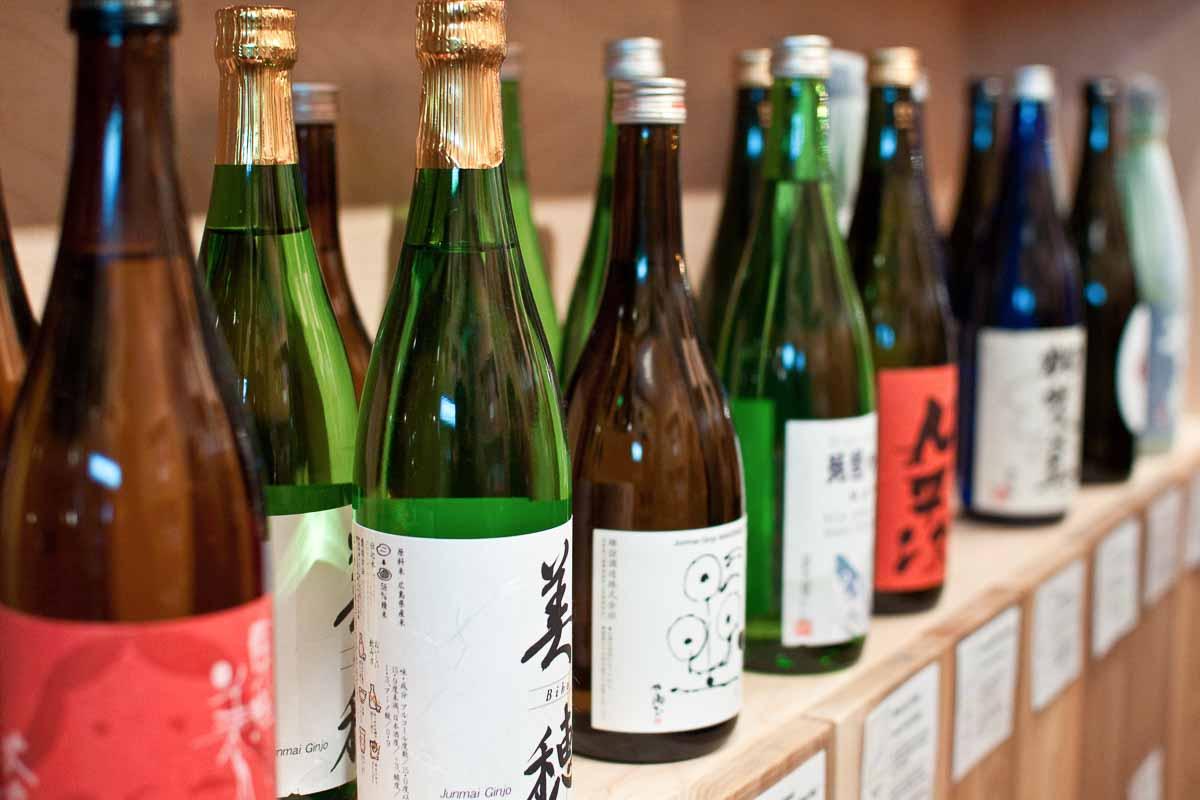 Sake at Sakaya   Photo Credit: Find. Eat. Drink.