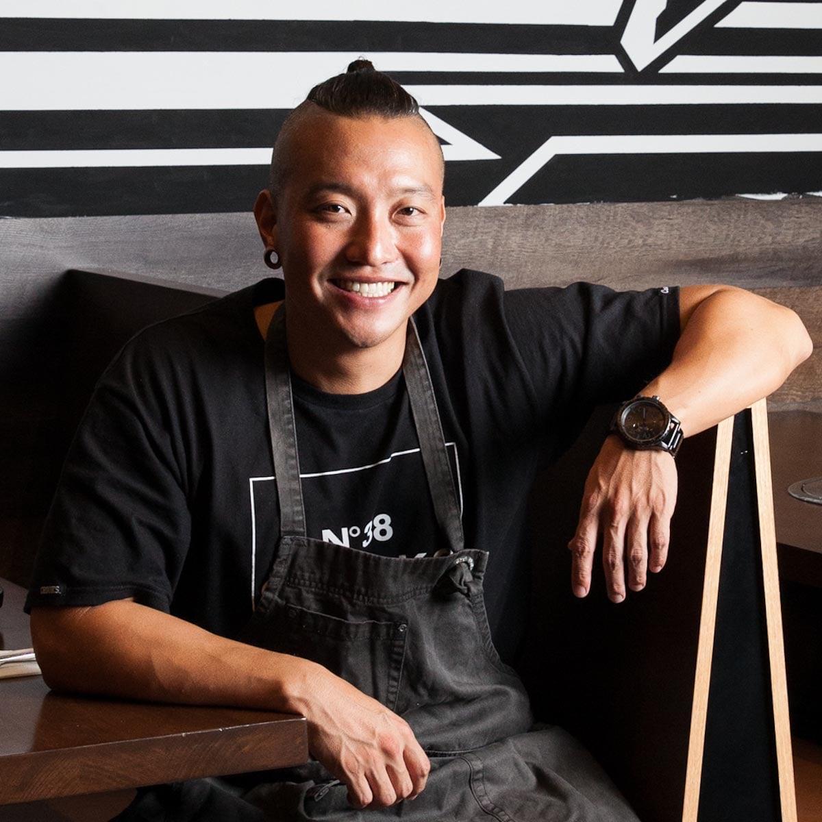 Chef Chris Oh | Photo Credit: Rick Poon