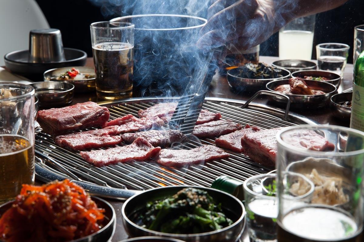 Hanjip Korean BBQ | Photo Credit: Rick Poon