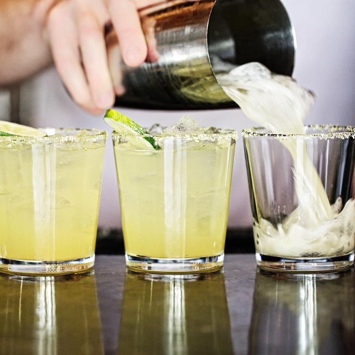 Margaritas | Photograph courtesy of La Condesa