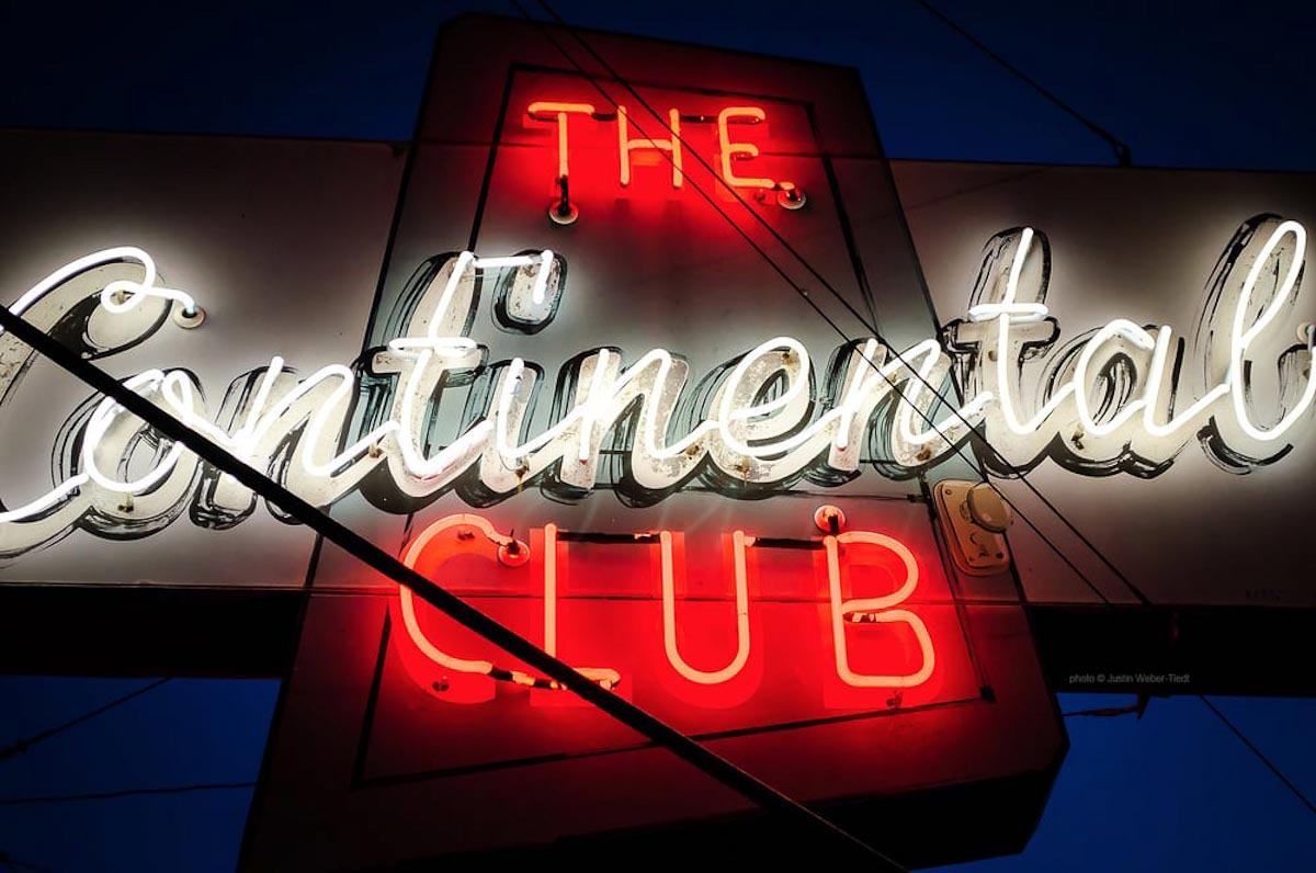 Photograph courtesy of The Continental Club