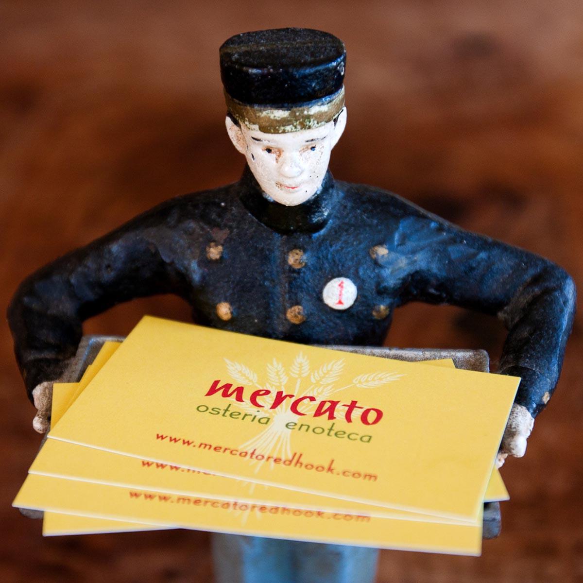 Photograph courtesy of Mercato