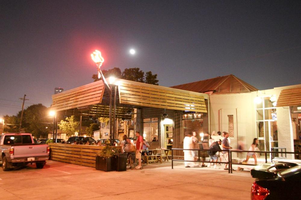 Houston, TX | Liberty Station Bar