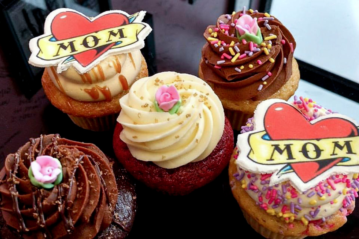 Photograph courtesy of Confections of a Rock$tar Bakery