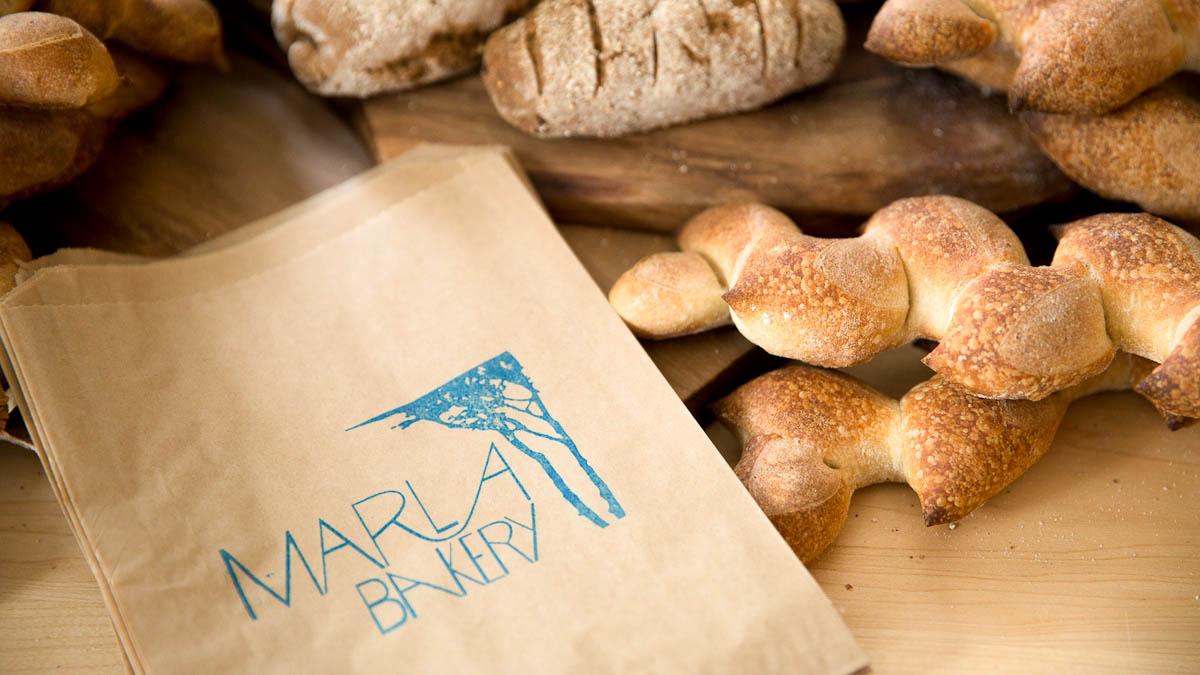 Photograph courtesy of Marla Bakery