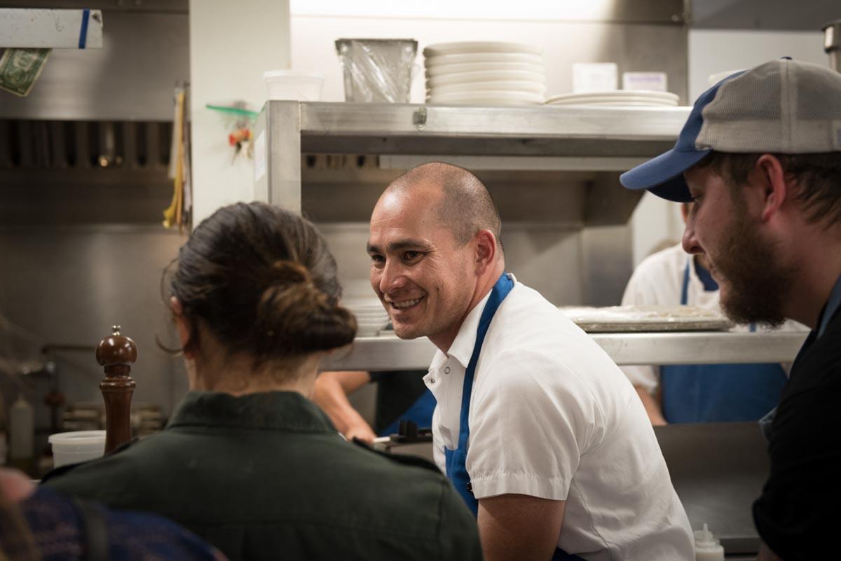 Chef Joji Sumi