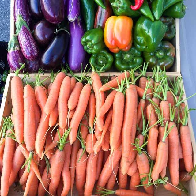 Photograph courtesy of North Adams Farmers Market