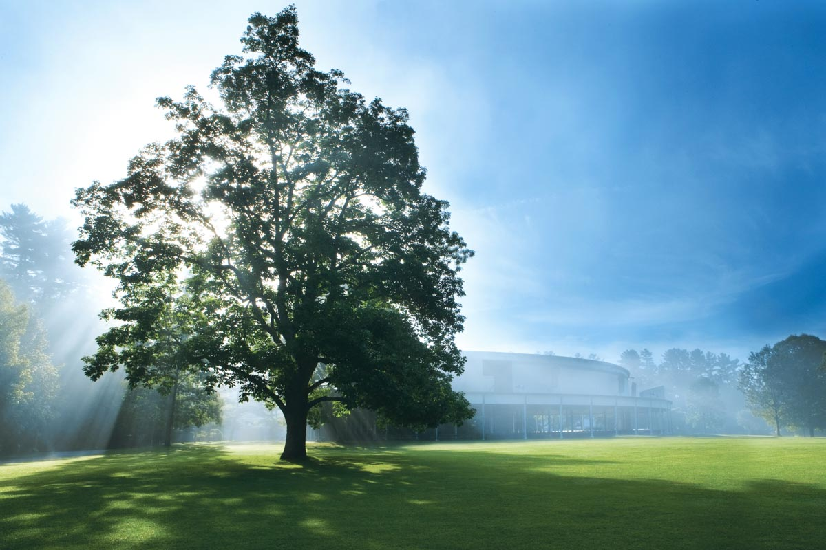 The Shed at Tanglewood |Photo Credit: John Ferrillo