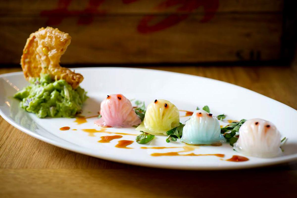 Dumplings at Red Farm | Photograph courtesy of Red Farm