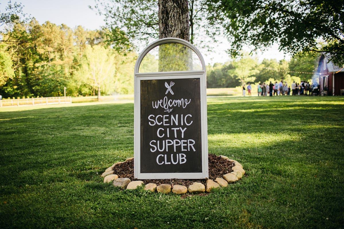 Supper Club Series
