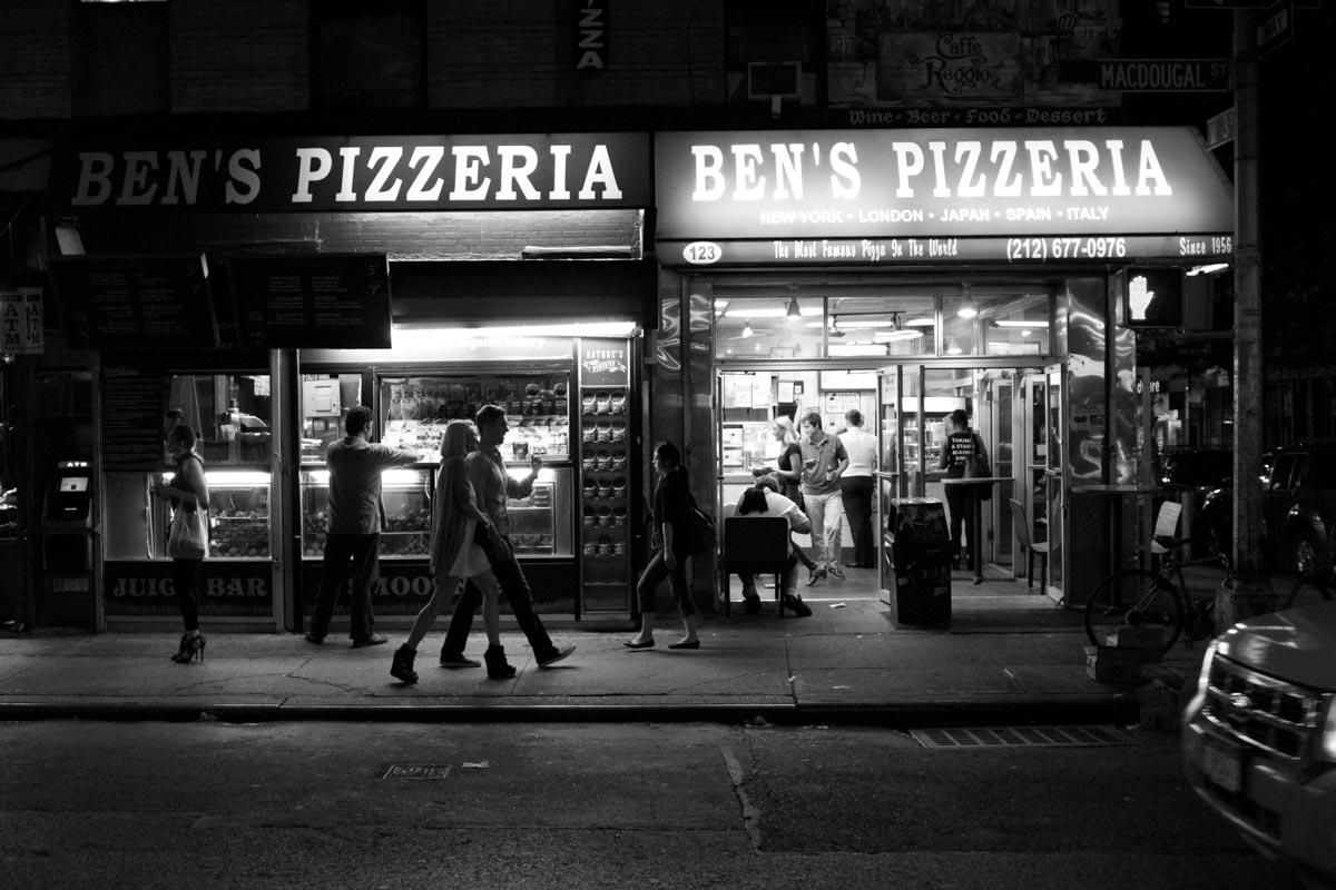 Ben's Pizzeria | Photo Credit:Phil Roede [flickr]