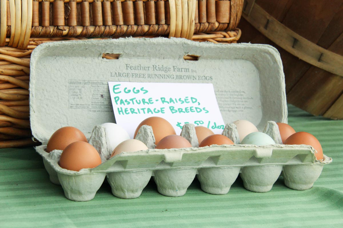 Photograph courtesy of Williamstown Farmers Market