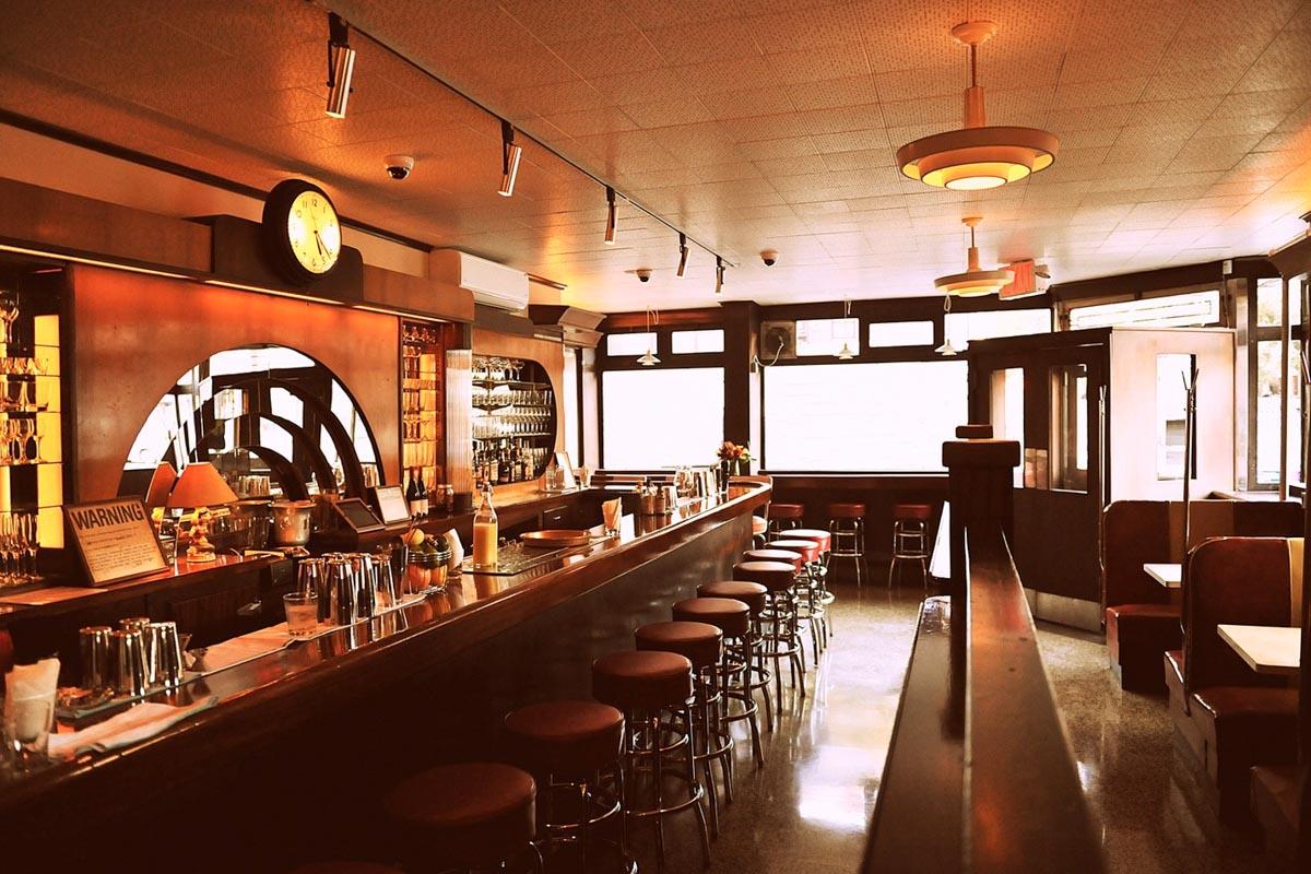 Photograph courtesy of The Long Island Bar