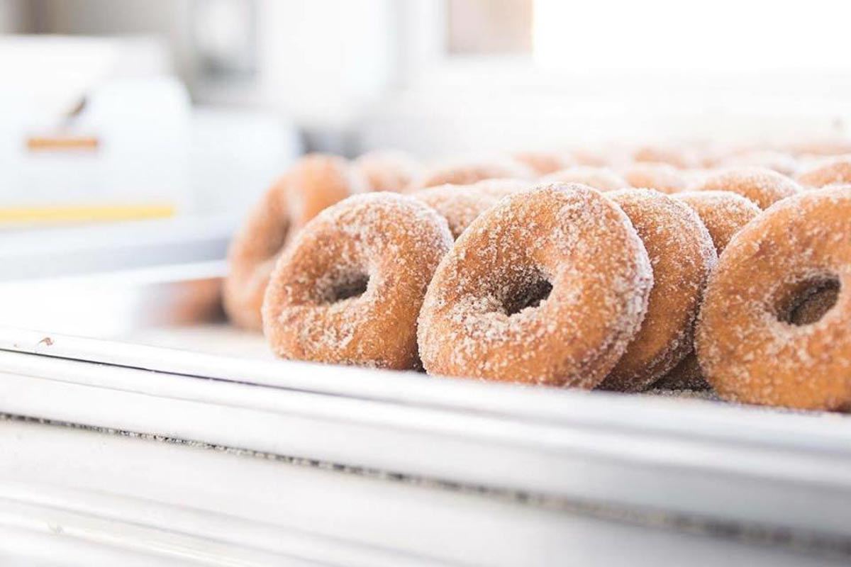 Photograph courtesy of Ellie's Old Fashioned Donuts