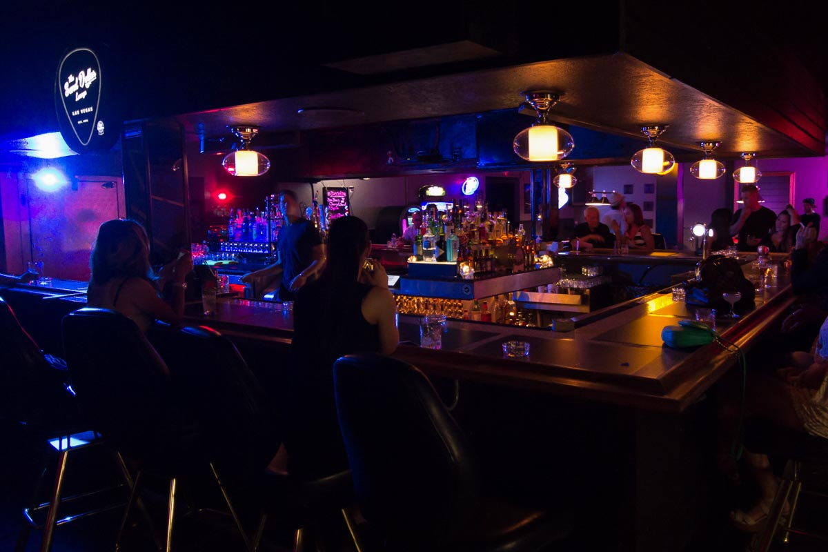 Photograph courtesy of The Sand Dollar Lounge
