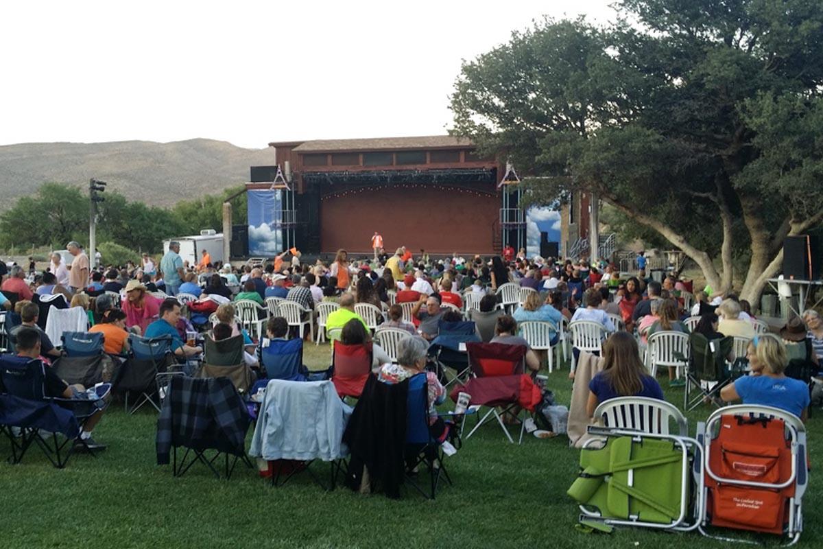 Photograph courtesy of Spring Mountain Ranch
