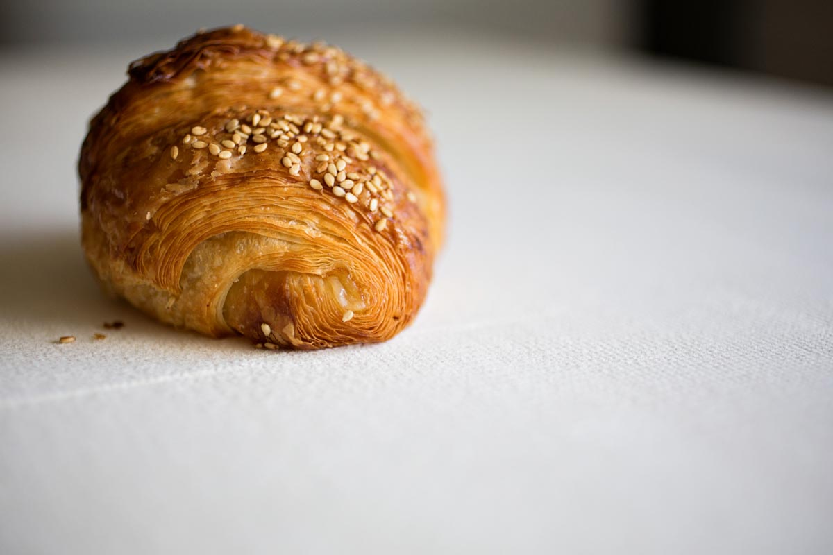 Croissant at Butcher & Bee | Photographs courtesy of Butcher & Bee