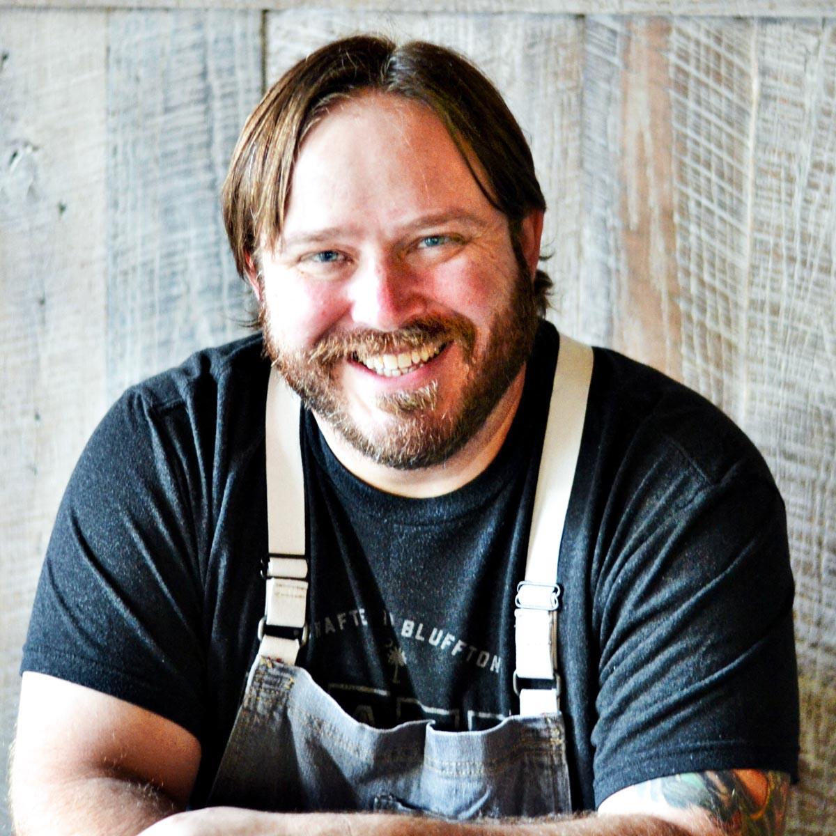 Chef Brandon Carter | Photograph courtesy of FARM