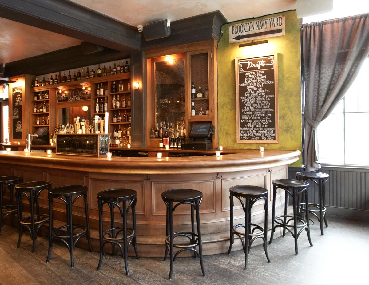 Putnam's Pub & Cooker | Photographs courtesy of Putnam's