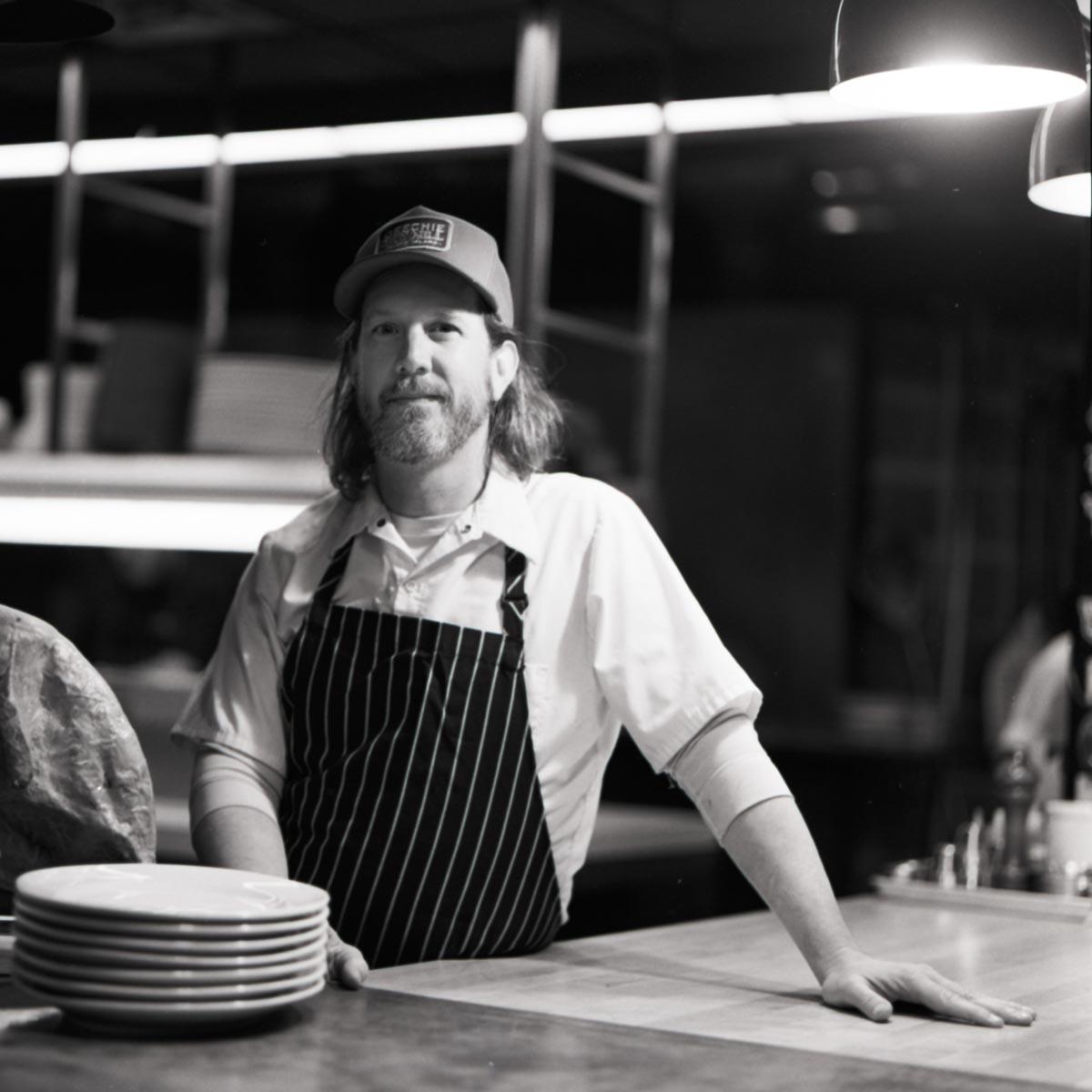 Chef Shawn Burnette