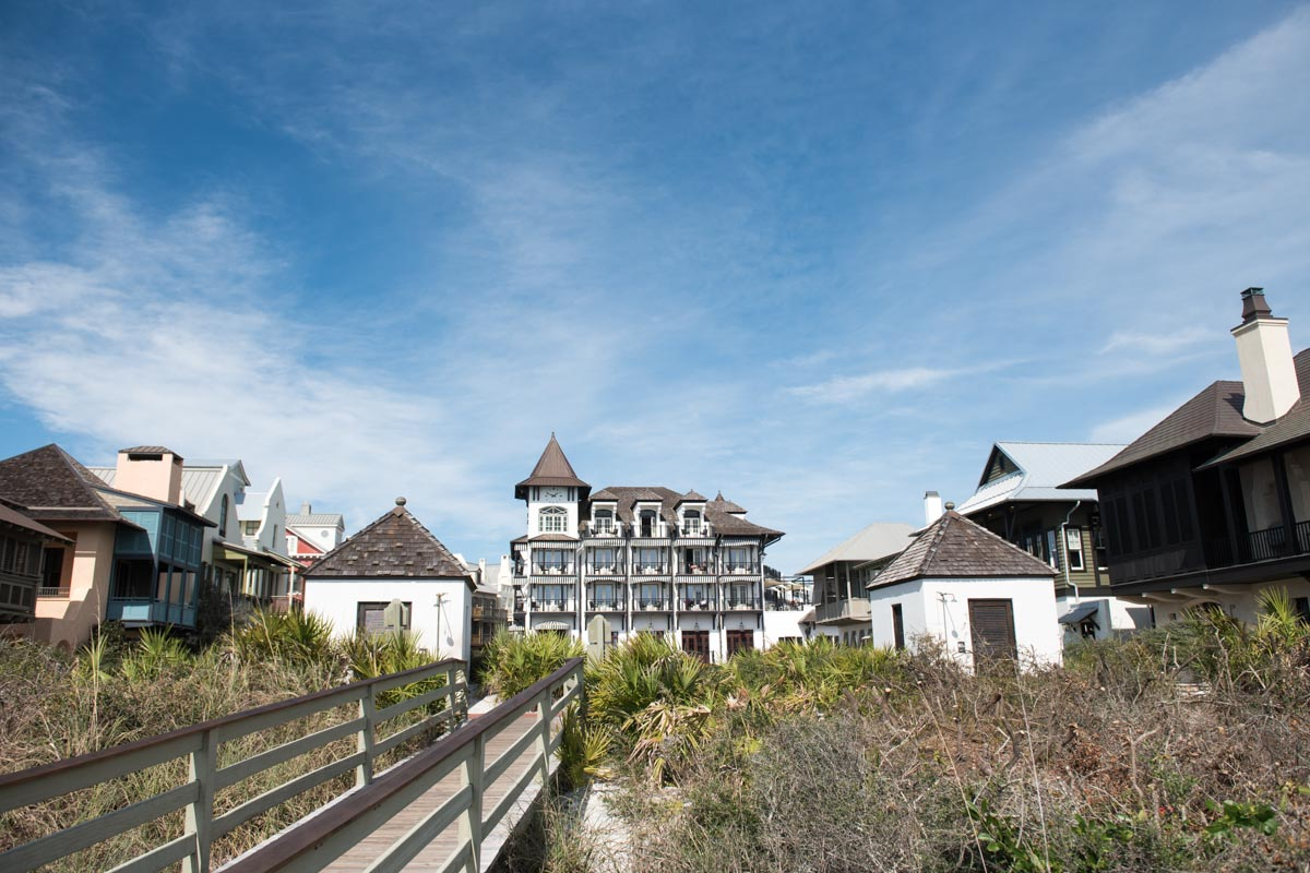 Rosemary Beach | Photo Credit: ©Find. Eat. Drink.